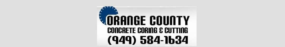 Orange County Concrete Coring & Cutting