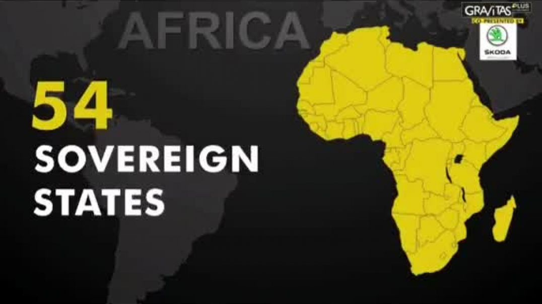 The partition of Africa ?