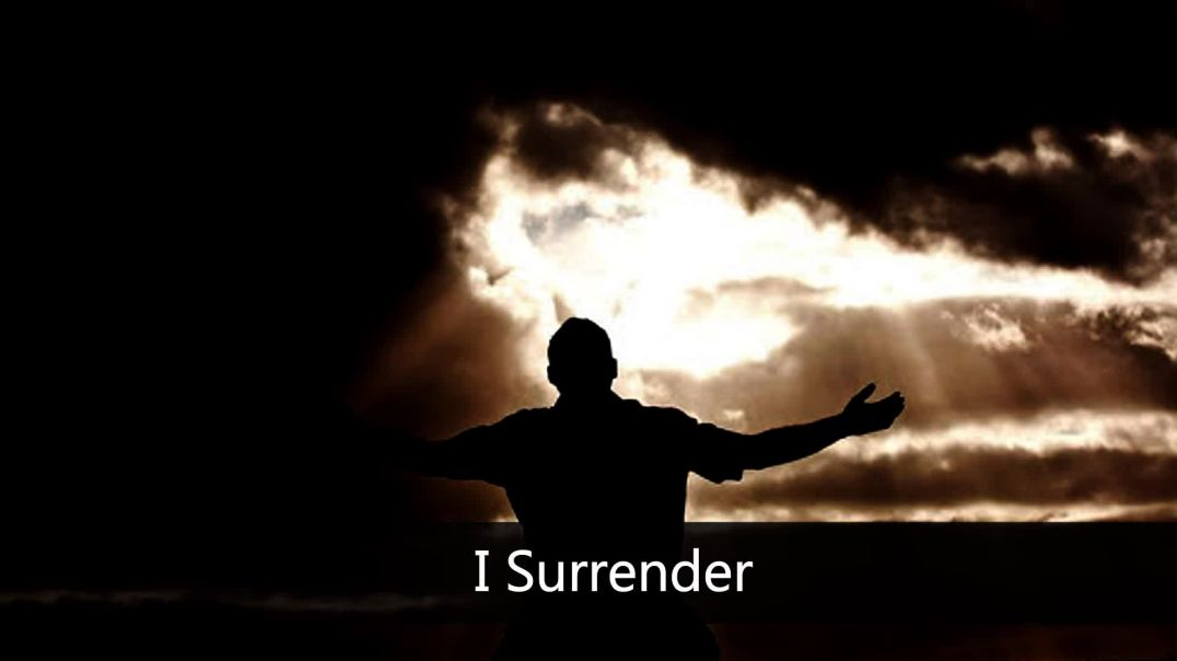 I Surrender by Hillsong (Lyrics)