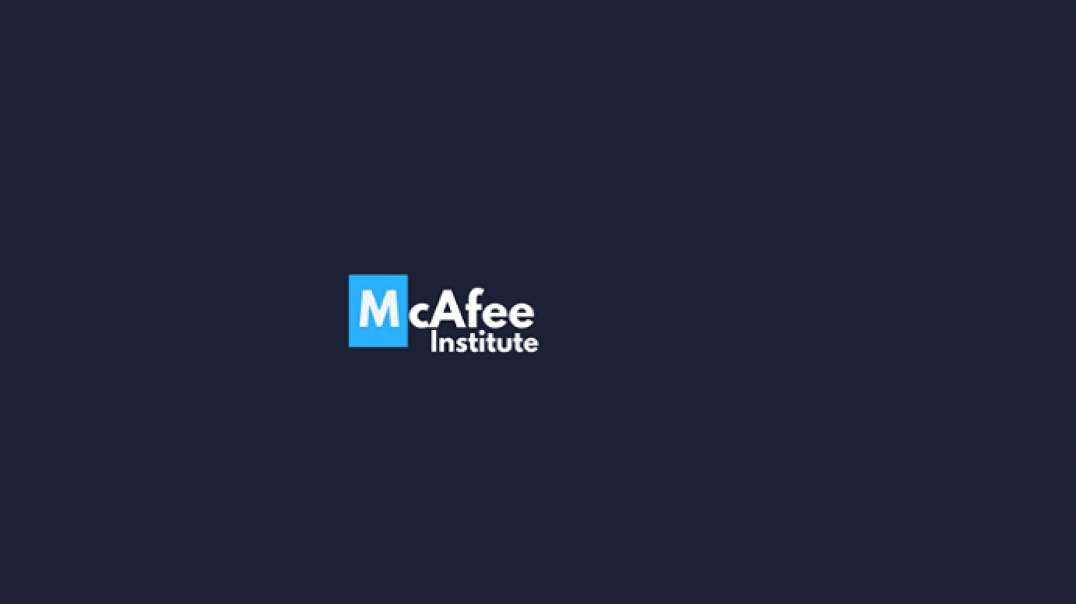 McAfee Educational Institute - Open Source Intelligence Course Online
